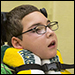 Boy with Cerebral Palsy in the Clinic