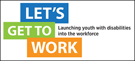 Let's Get to Work Logo