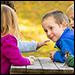 Children Playing at the Waisman Center