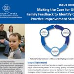 Family Feedback to Identify Clinical Practice
